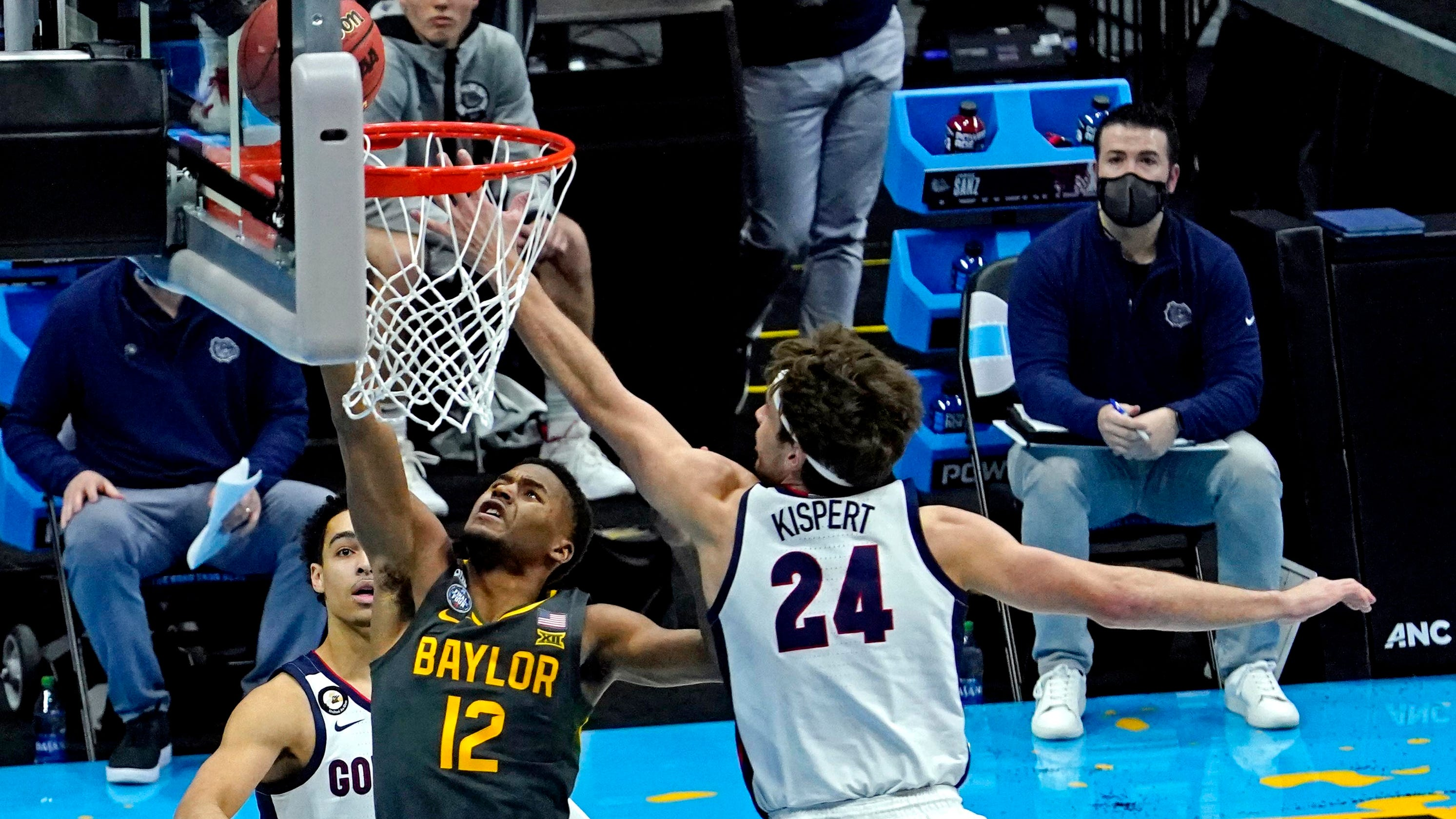 Gonzaga vs. Baylor: Score updates live analysis from 2021 men's NCAA championship game – USA TODAY