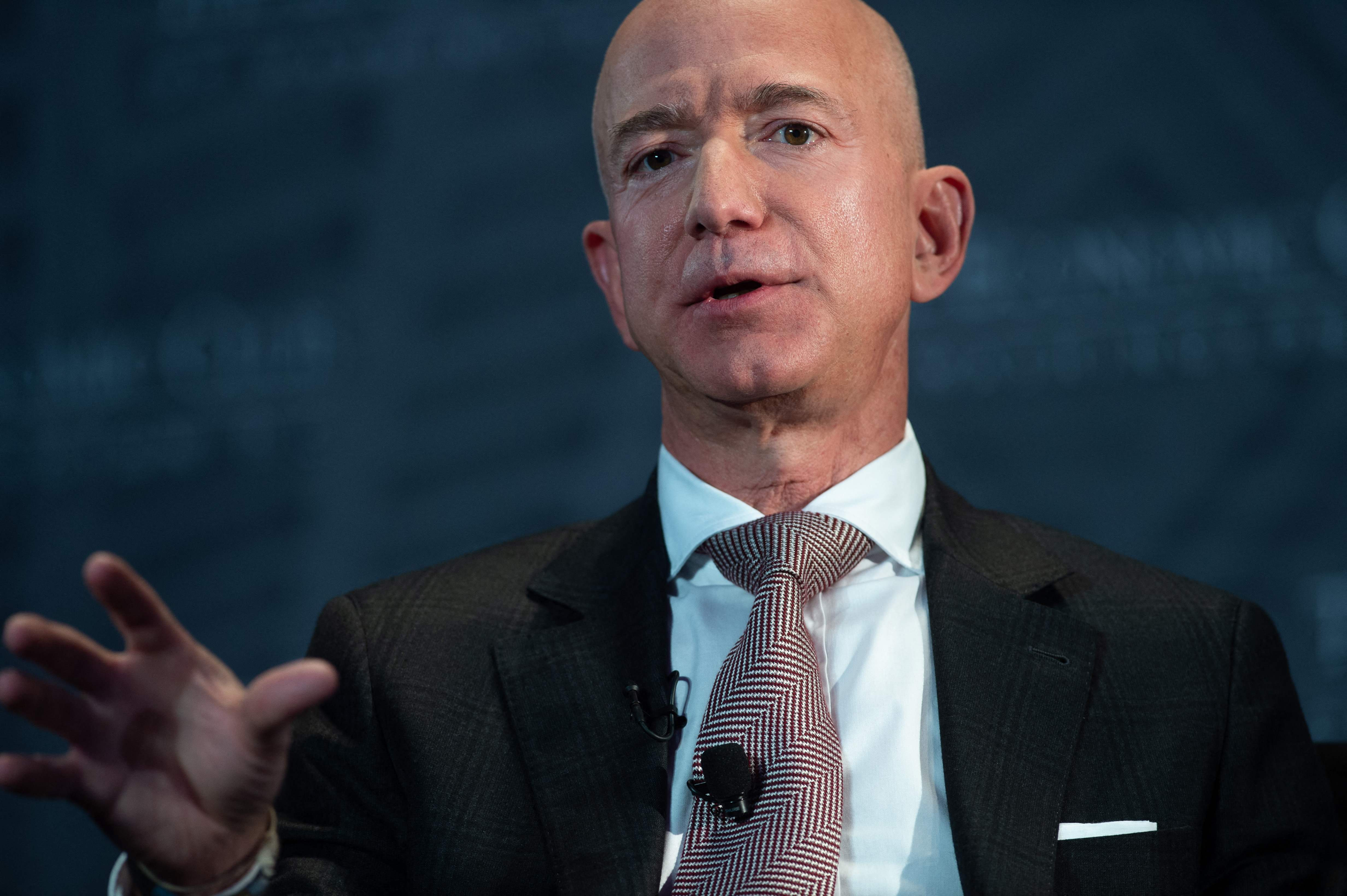 Amazon s Jeff Bezos backs Biden s infrastructure plan, supports  a rise in the corporate tax rate