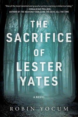 """The Sacrifice of Lester Yates"""
