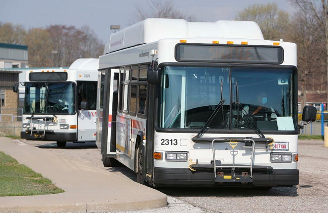 METRO RTA's free downtown DASH shuttle service is being temporarily suspended for the summer, with service ending Friday.