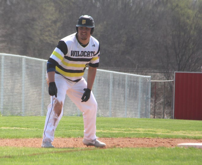 Griffon Williams and the Wildcats tallied a doubleheader sweep over Sulphur on Tuesday to extend their winning streak to six games.