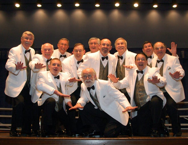 The North Pennsmen Chorus is inviting new members to join its virtual rehearsals.