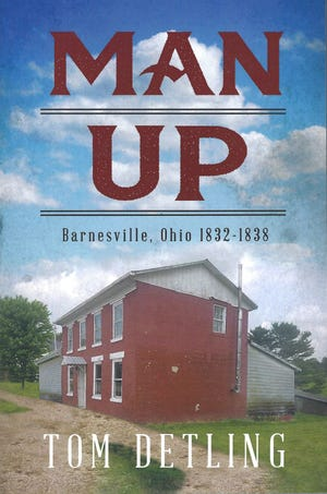 Rev. Tom Detling, minister for the United Methodist Church, recently published his second historical novel based on the early years of Ohio history focusing on the Barnesville community.