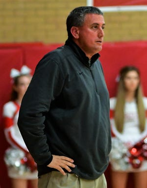 Nadir Dalleh spent five years as the head boys basketball coach at Brownwood High School.