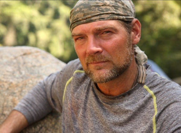 """Les Stroud, AKA """"Survivorman"""" has recently published his first children's book."""