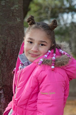 Mariyah, 9, is a playful girl of African American, Hispanic, and Caucasian descent. Those who know Mariyah best would say she is helpful, bright and very caring.