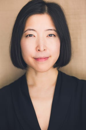 Author Catherine Chung