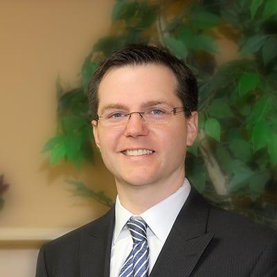Inverness Township Supervisor Roger Gaynor, Jr.