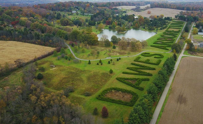 Dawes Arboretum has been recognized as a Learning Center for Native Plants.