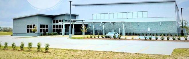The newly opened Lockport Community Center.