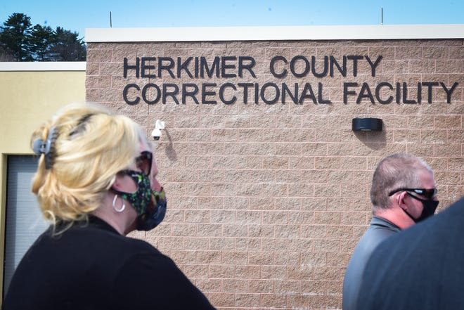 A grand opening for the new Herkimer County Correctional Facility was conducted on Wednesday, April 7, 2021. Work on the new jail began in January 2019 and continued through last winter.