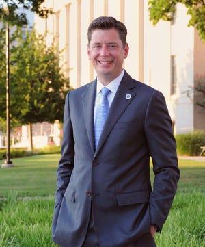 Oklahoma City Mayor David Holt