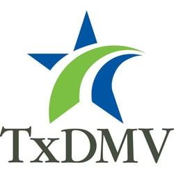 Texas Department of Motor Vehicles logo