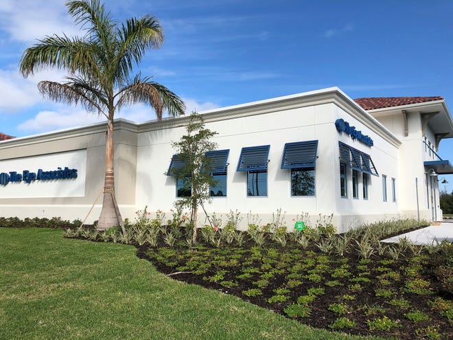 The Eye Associates has moved to a larger Venice office, at 1550 E. Venice Ave.