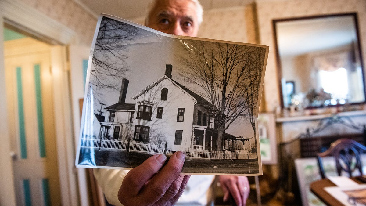 Old Horton homestead, part of a town's history, will be public