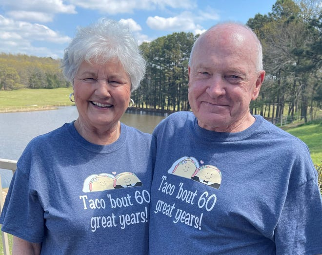 Edna and Jim Olienyk