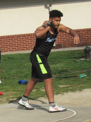 Senior Cameron McNeil is expected to be a top contributor for Darby after he finished fifth in the shot put in the Division I state indoor meet in March.