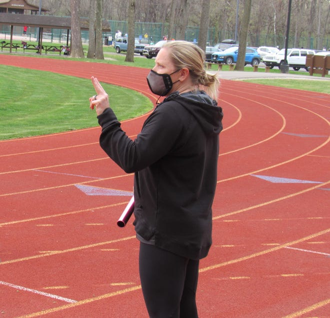Jen Bunker enters her fifth season as track and field coach at Columbus School for Girls.