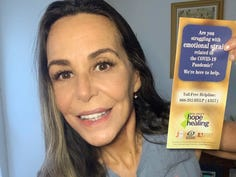 Patti Maloney of the New Jersey Hope and Healing Crisis Counseling Program.