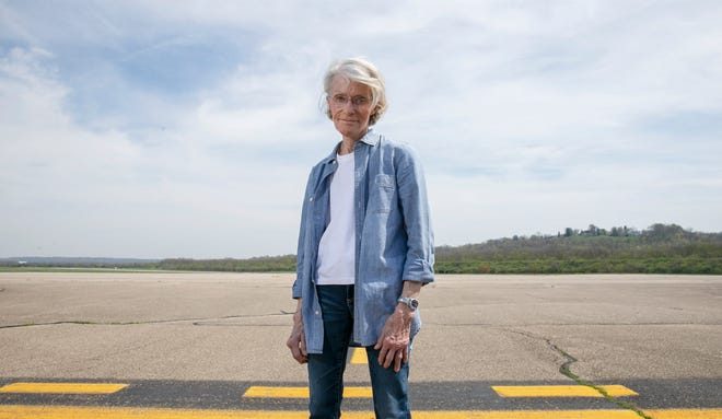 Martha Lunken worked as a safety manager for the Federal Aviation Administration for 28 years, ran her own flying school and has flown for more than 14,000 hours.