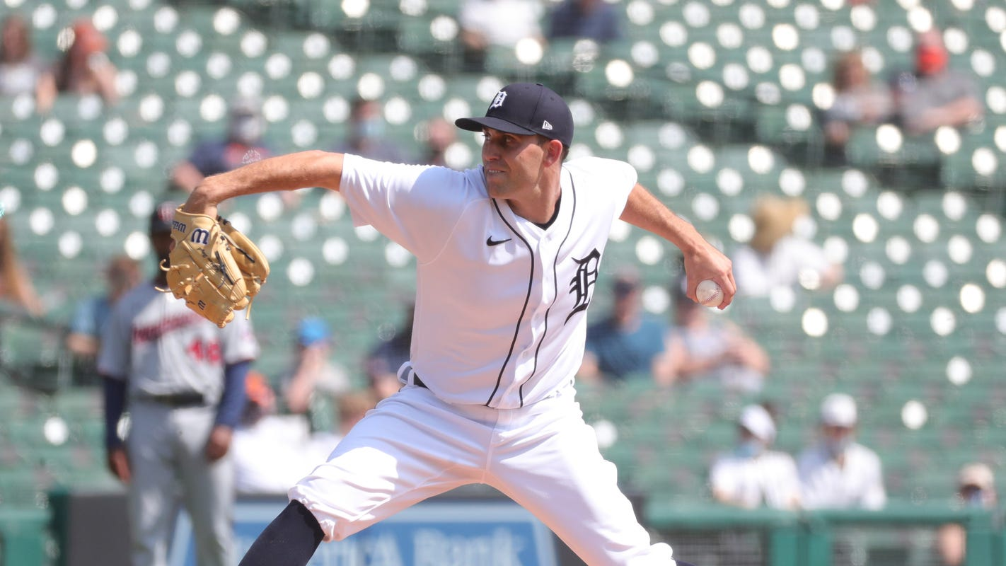 Through two starts, Detroit Tigers SP Matthew Boyd nearly beat the first and second place finishers in last year'sAmerican League Cy Young race.