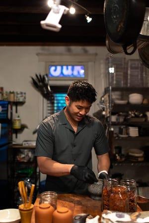 Chef Jonathan Kung