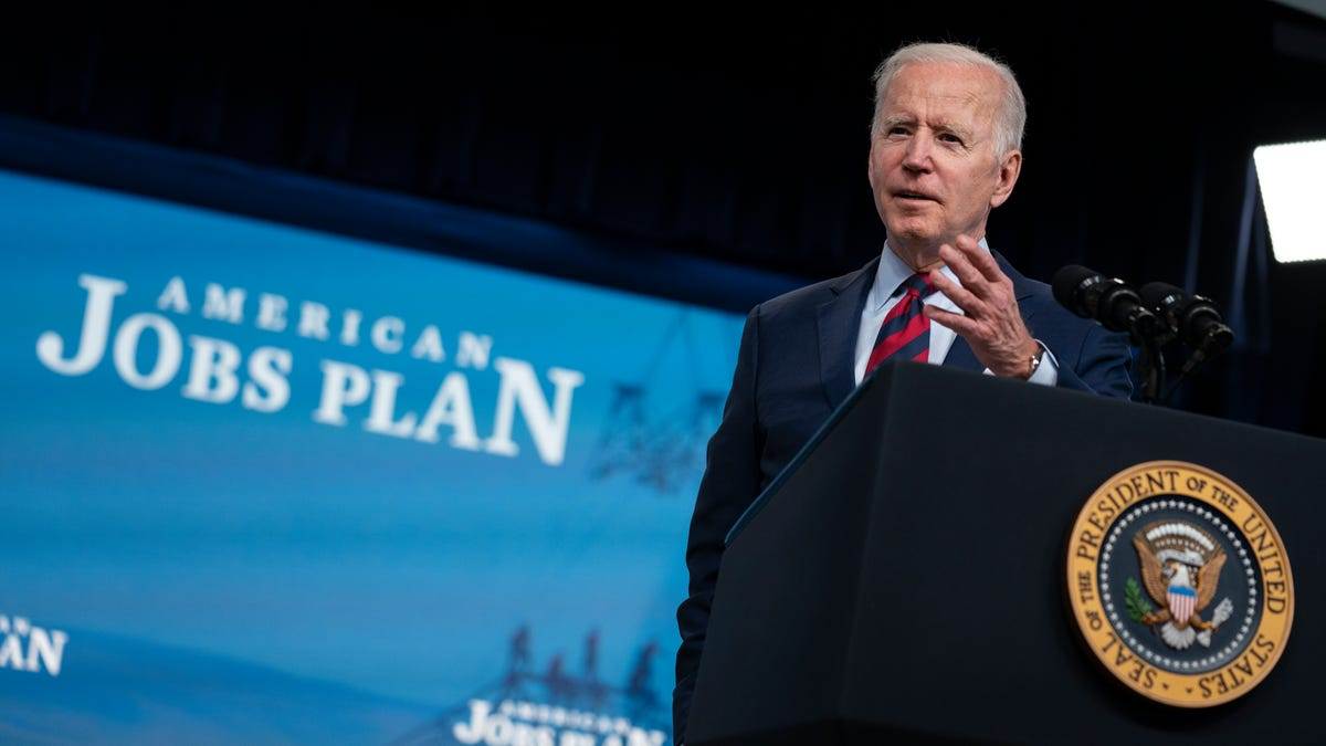 Biden open to compromise on infrastructure, but not inaction 3