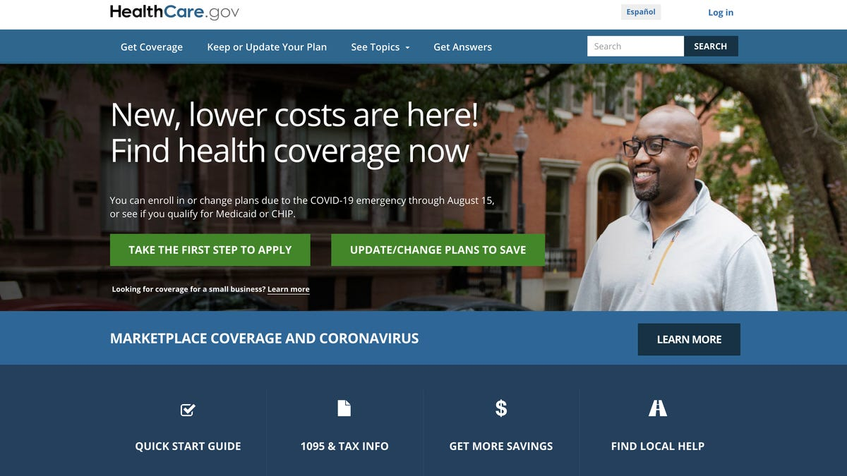 More than a half million Americans gain coverage under Biden 1