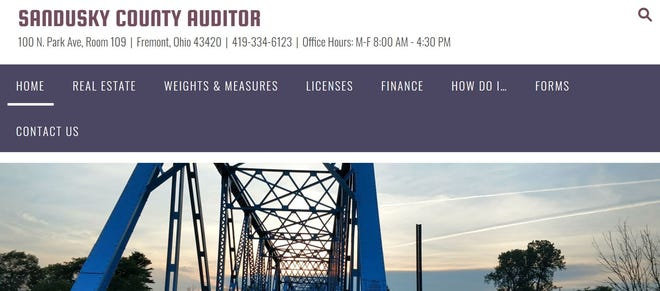 The Sandusky County Auditor's Office's new website is live and makes it easier for users to find information about real estate and taxes.