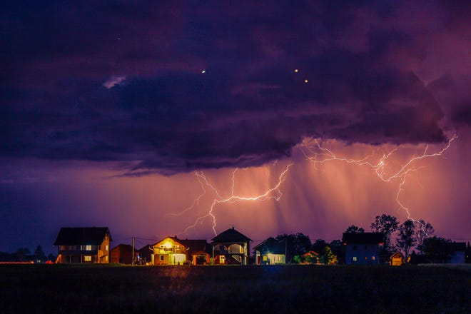 Meteorological experts predict an active and early storm season this year. Storm activity can place your family and home at risk if you're not prepared.