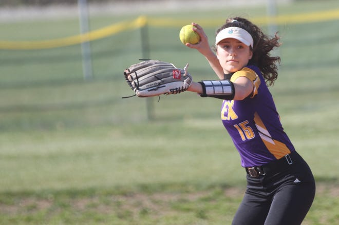 Lexington's Kaylie Eichorn has helped Lady Lex turn a corner as the No. 1 team in the first Richland County Softball Power Poll of 2021.