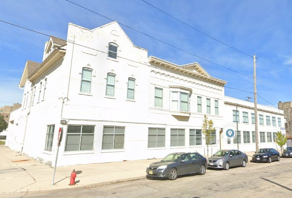 Dohmen Co. Foundation Inc. is moving its operations to the Harambee neighborhood, including this newly purchased building at 334 W. Brown St.