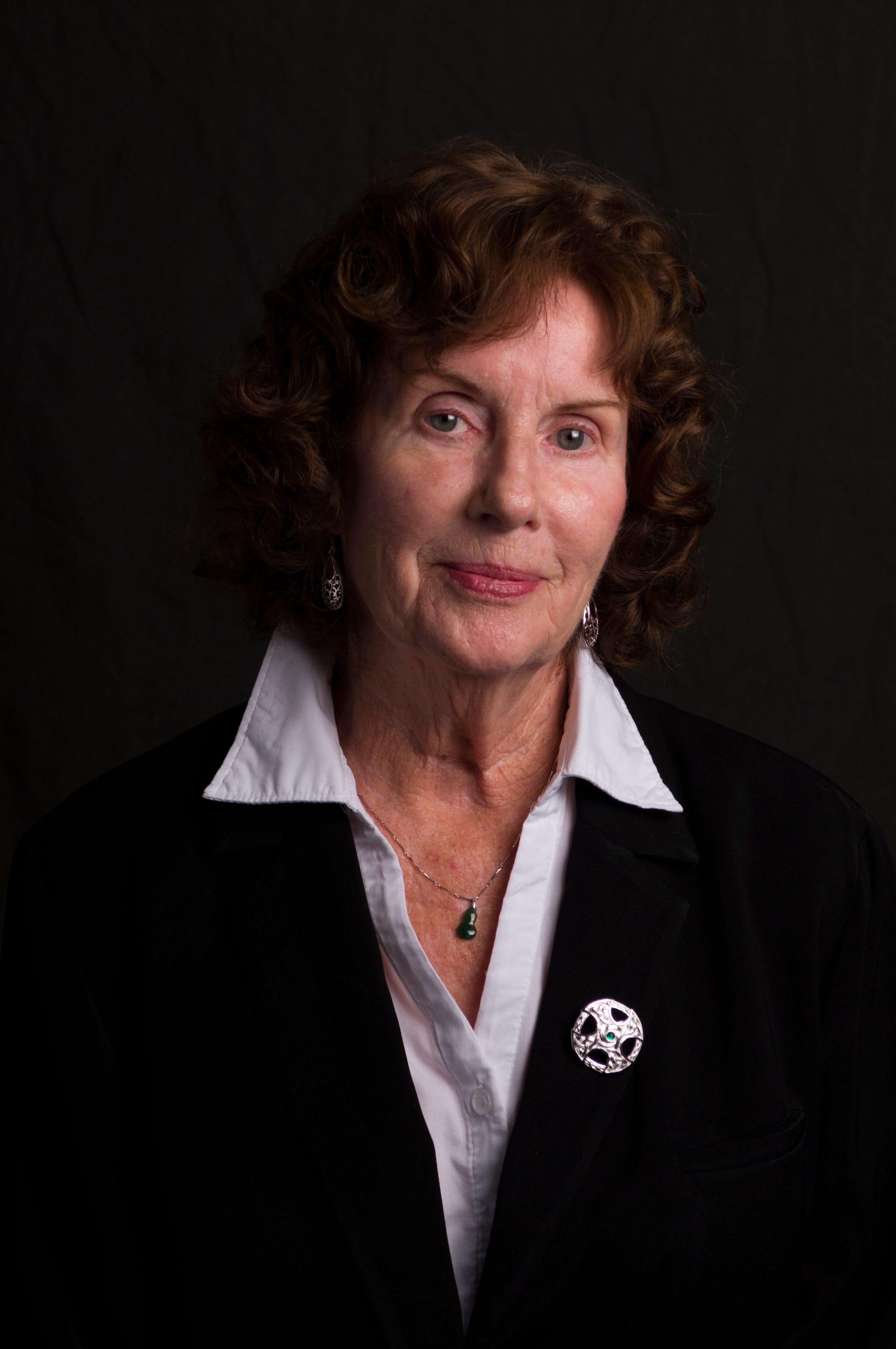 Patricia McGinnis, executive director of California Advocates for Nursing Home Reform