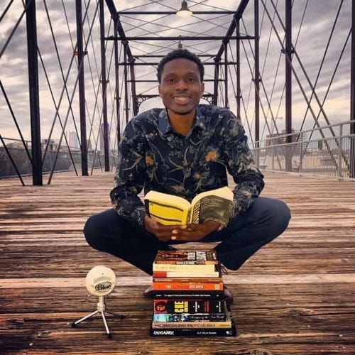 "Luc Cadet, a 2007 graduate of Las Cruces High School, is the founder of Abantu Audio. Abantu, Cadet said, in the Zulu language, means ""people"" or ""community."""