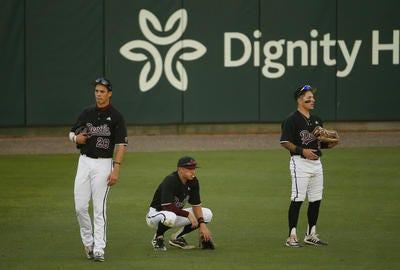 Arizona State baseball travels to Washington for a Pac-12 series starting Friday.
