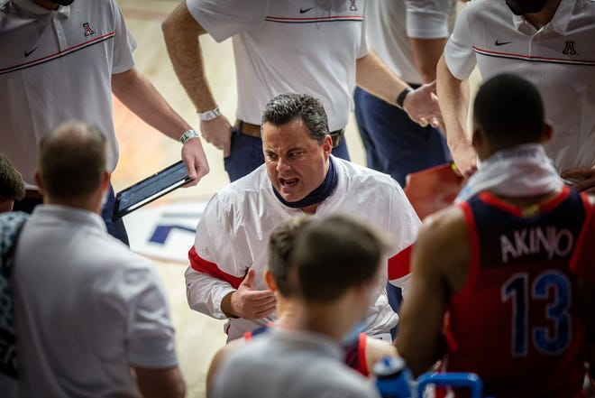 Arizona is parting with men's basketball coach Sean Miller after his 12 seasons with the Wildcats, the school confirmed in an announcement Wednesday.