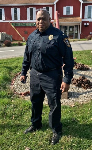 Put-in-Bay Police Chief James Kimble was officially named to the full-time position at a village council meeting on Tuesday.