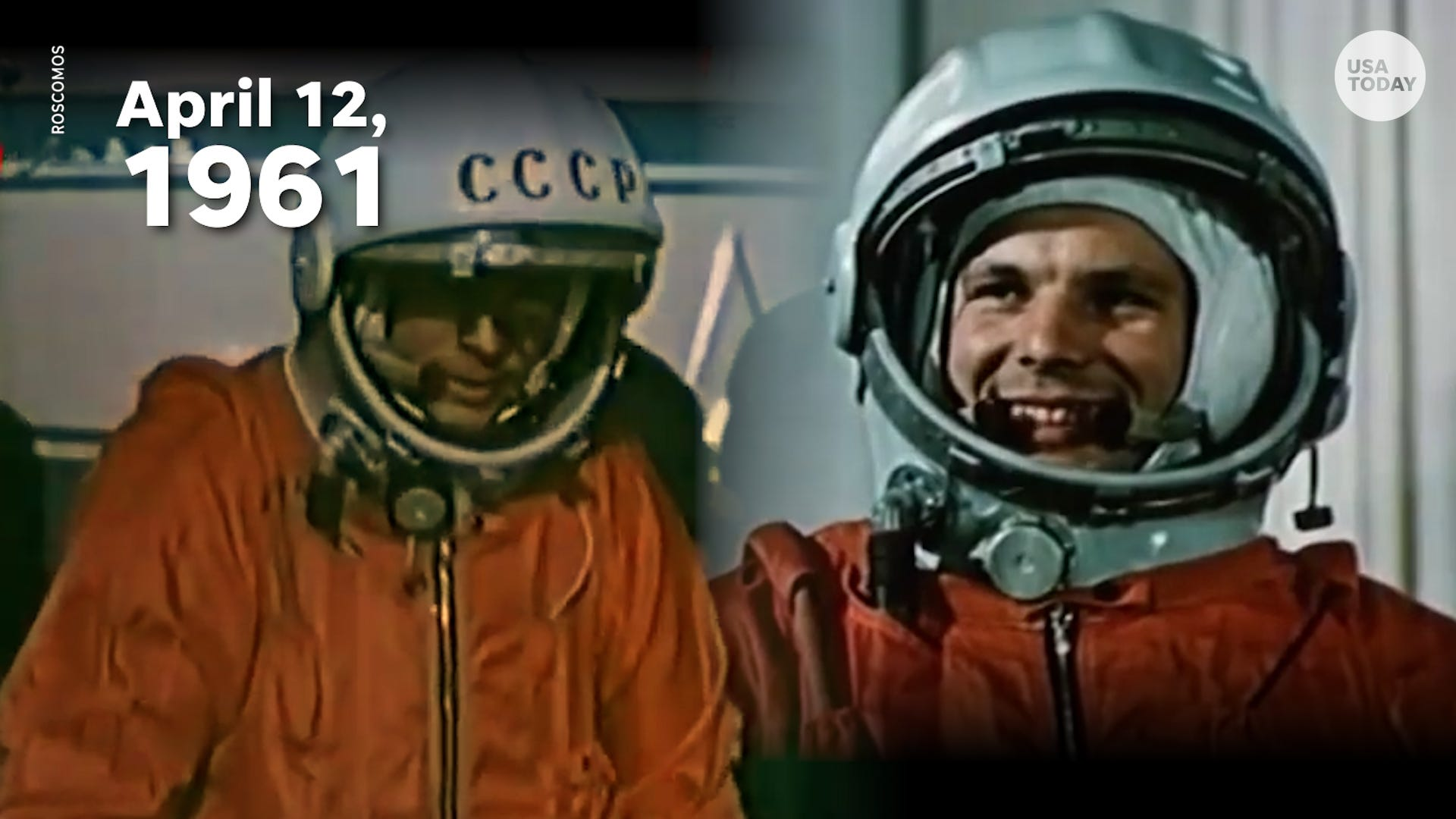 How the Soviets shocked the world by launching Yuri Gagarin as the first man into space