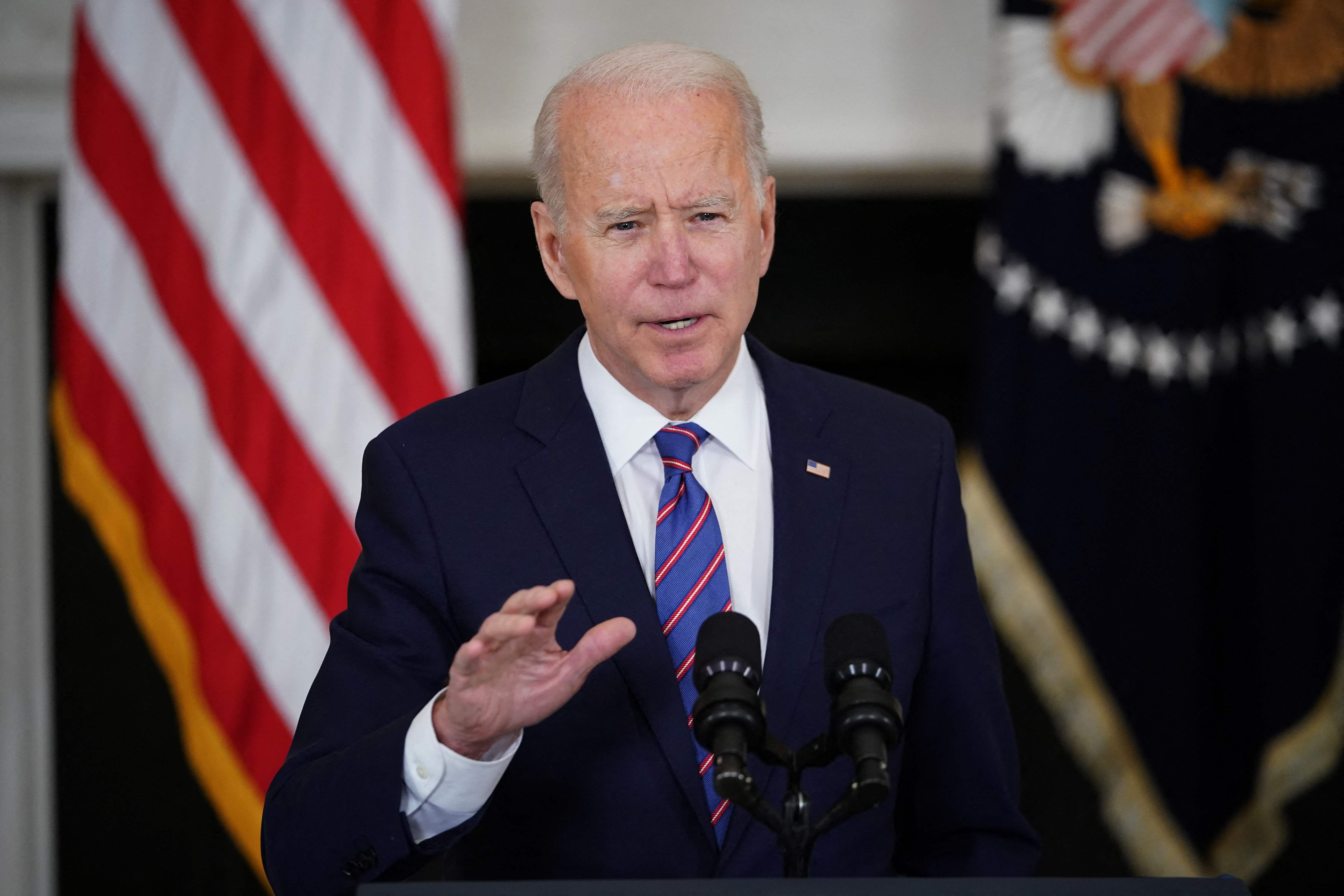 Biden set to deliver his first address before joint session of Congress