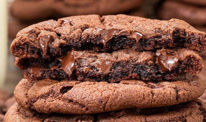 Tiff's Treats added a new cookie to its permanent menu: double chocolate chip.