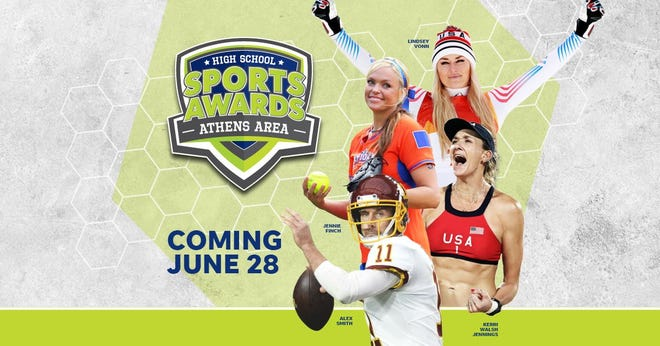 Lindsey Vonn, Alex Smith, Kerri Walsh, and The Bachelor's Matt James and Tyler Cameron, will be among a highly decorated group of presenters and guests for the Athens Area High School Sports Awards