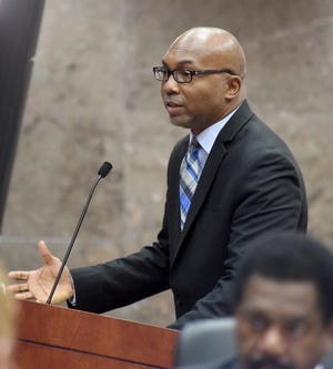 Georgia State Sen. Harold Jones, D-Augusta, said his work as a prosecutor made him more aware of the need for better laws against domestic and sexual abuse.
