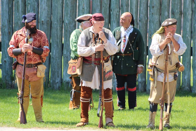 The annual Fort Michilimackinac Reenactment Pageant has been canceled for this coming Memorial Day weekend due to concerns around Coronavirus.