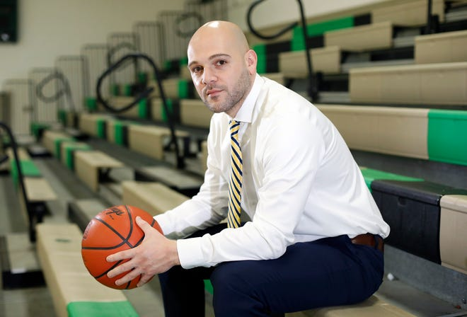 Dublin Coffman's Adam Banks, the All-Metro Coach of the Year, led his team to a 23-2 record, and the Shamrocks came within a buzzer-beater of winning a regional title.