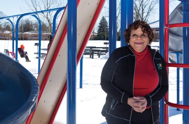 Maureen Stapleton at Barnett Community Center, located in an East Columbus neighborhood that CelebrateOne regularly serves