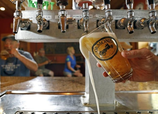 Ormond Brewing Company is just one of more than 40 breweries that will be participating in the annual DeLand Craft Beer Festival on Saturday, April 10, 2021.