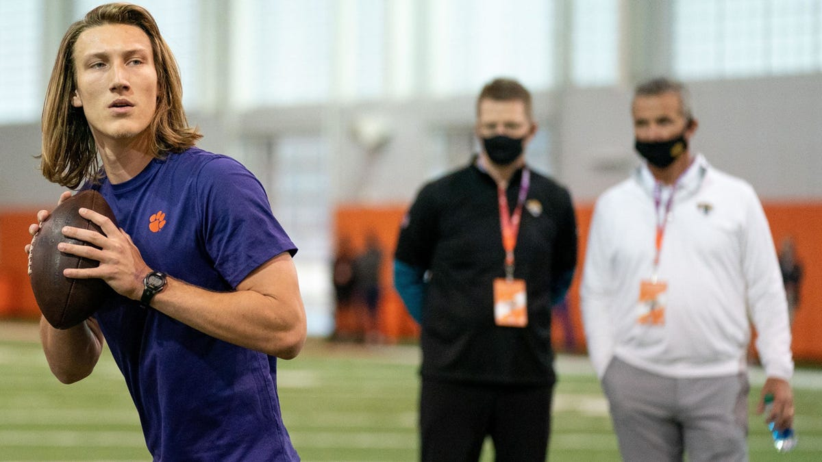 Trevor Lawrence reveals to Sports Illustrated he's not obsessed with football