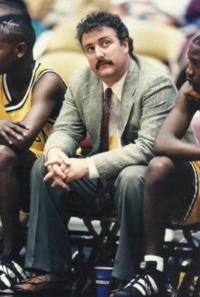 Randy Shuman, who launched his coaching career at Ravenwood High as a student assistant, recently wrapped up 31 years as the head boys basketball coach for Boca Ciega High School in Gulfport, Fla. Shuman won 601 games at the school, including a state championship.
