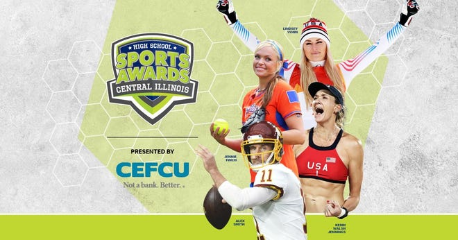 Lindsey Vonn, Alex Smith, Kerri Walsh, and The Bachelor's Matt James and Tyler Cameron, will be among a highly decorated group of presenters and guests for the Central Illinois High School Sports Awards