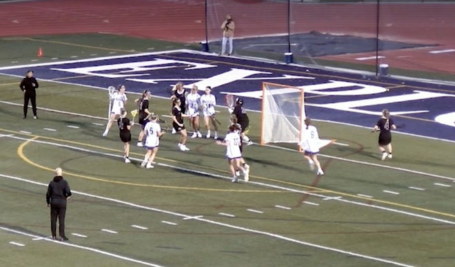 HUDLAX HHS Girls Lacrosse presents their recent win against New Albany this week on HCTV.